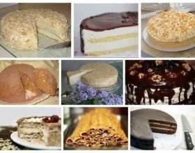 9 Рецептів усіма улюблених тортів з дитинства фото