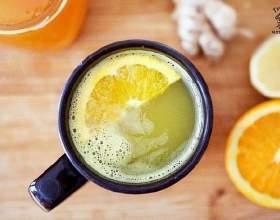 3 Рецепту імбирного чаю! Для підняття імунітету! фото