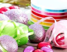 8 Нестандартних способів прикрасити яйця на великдень фото