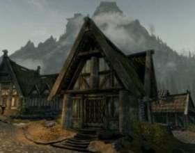 Анонс skyrim: hearthfire dlc - побудуй будинок, вирости сина фото