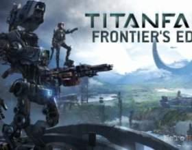 Анонс titanfall - frontier`s edge фото