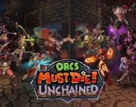 Анонсована orcs must die! Unchained фото