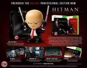 Анонсовано видання hitman: absolution deluxe professional edition фото