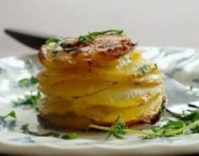 Башточки з картоплі. Як же це смачно! фото