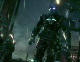 Batman: arkham knight ace chemicals infiltration, перше відео фото