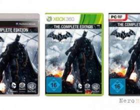 Batman: arkham origins complete edition помічений на amazon germany фото