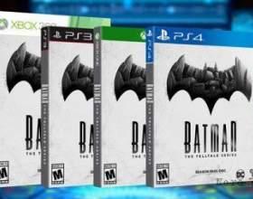 Batman: the telltale series - стала відома дата виходу фото