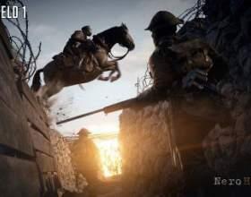 Battlefield 1 - dice показала вибуховий геймплейний трейлер гри фото