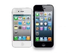 Битва титанів: iphone 4s vs. Iphone 5 фото
