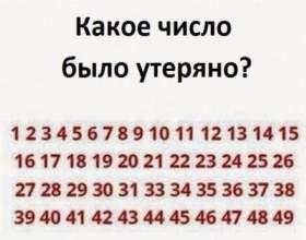 Чи будете ви першою людиною, яка знайде число в цій головоломці? фото
