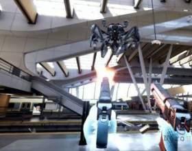 Bullet train - нова гра від epic games для oculus touch фото