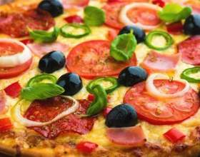 Швидке тісто для піци: рецепт приготування фото