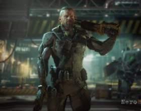 Call of duty: black ops iii - опубліковані перші скріншоти гри фото