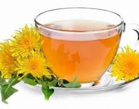 Чай з кульбаб проти болю в суглобах !!! фото