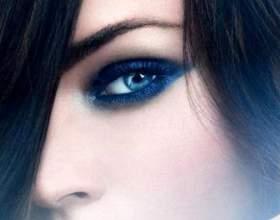 Чарівний макіяж смокі айс для власниць сірих очей фото