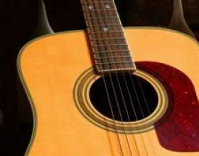 """Чим акустична гітара відрізняється від класичної С""""РѕС'Рѕ"""