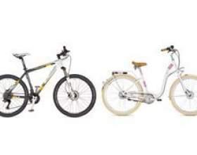 Чим гірський велосипед відрізняється від міського? фото