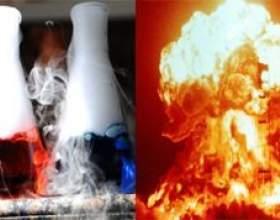 Чим хімічні реакції відрізняються від ядерних фото