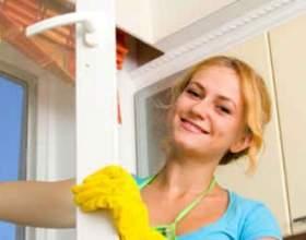 Чим і як мити вікна, щоб не залишалося розлучень? фото