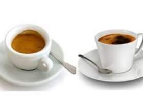 Чим кави еспресо відрізняється від американо? фото