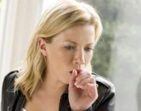 Чим лікувати затяжний кашель у дорослих фото