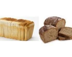 Чим відрізняється білий хліб від чорного: властивості і відмінності фото