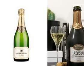 Чим відрізняється брют від сухого шампанського? фото