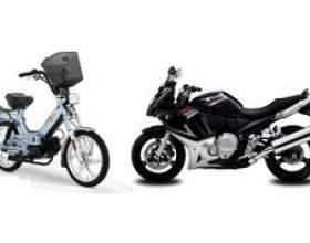 Чим відрізняється мопед від мотоцикла: особливості та відмінності фото