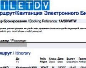 Чим відрізняються маршрутна квитанція, електронний і паперовий квиток? фото