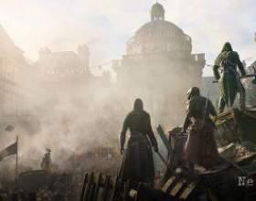 Четвертий патч для assassin`s creed: unity був відкладений на невизначений термін фото