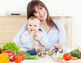 Що можна їсти в перші дні після пологів мамі, що годує фото