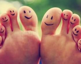 Що розкажуть пальці вашої ноги фото