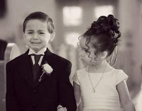 Що таке весілля з точки зору дітей: фото