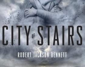 City of stairs - robert jackson bennett фото