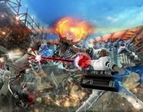 Дата релізу freedom wars в японії, а також нові арти і скріншоти фото