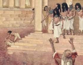 Десять страт єгипетських фото