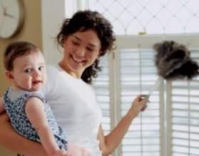 Десятірукая мама або як навчитися все встигати з маленькою дитиною? фото