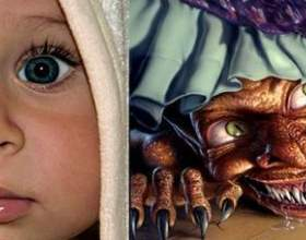 Дитячі страхи: як позбавити дитину від страху? фото
