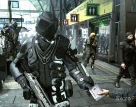 Deus ex: mankind divided - гравці зможуть забалакати будь-якого з босів фото
