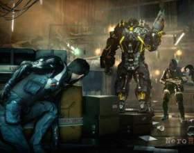 Deus ex: mankind divided - нове відео з інтерв`ю і ігровими кадрами фото
