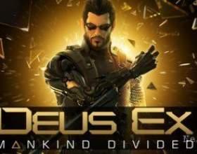 Deus ex: mankind divided скоро піде в друк фото