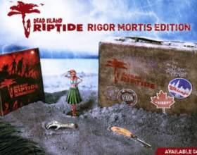 Для гри dead island: riptide виходить видання rigor mortis edition фото