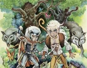 Elfquest. Сага про лісових вершників. Книга 2. Заборонене ліс - венді пини, ричард пини фото