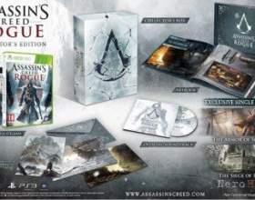 Європейське колекційне видання assassin`s creed: rogue фото