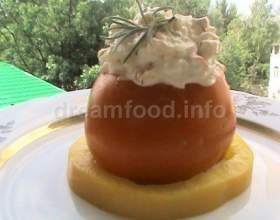 Фаршировані помідори фото