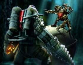 Фільм по грі bioshock перебуває у провадженні! фото