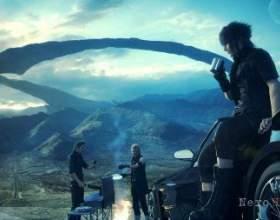 Final fantasy xv - gameinformer опублікував нове геймплейне відео довгоочікуваної rpg фото