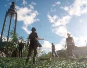 Final fantasy xv: гра повністю готова і вийде в зазначений термін фото