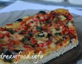 Фітнес-піца фото