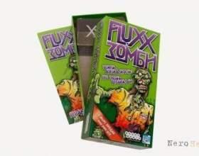 Fluxx зомбі / zombie fluxx фото
